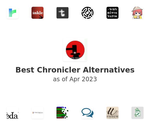Best Chronicler Alternatives