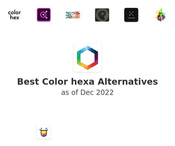 Best Color hexa Alternatives