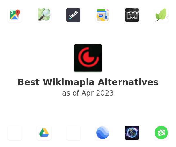 Best Wikimapia Alternatives