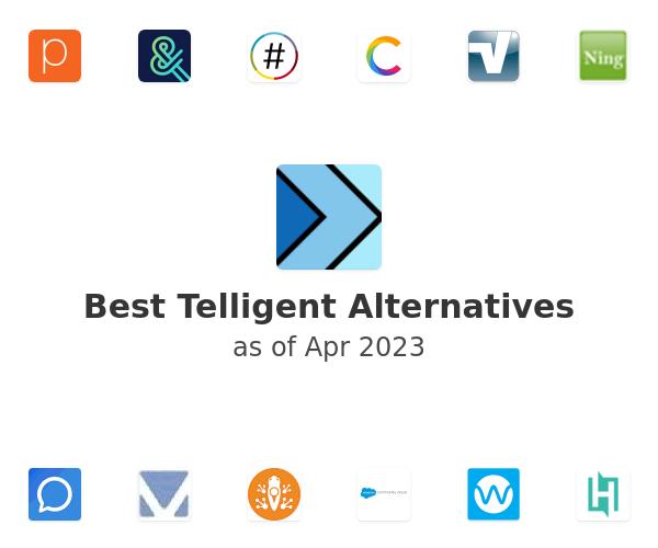 Best Telligent Alternatives