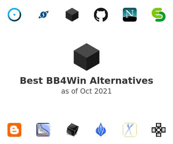 Best BB4Win Alternatives