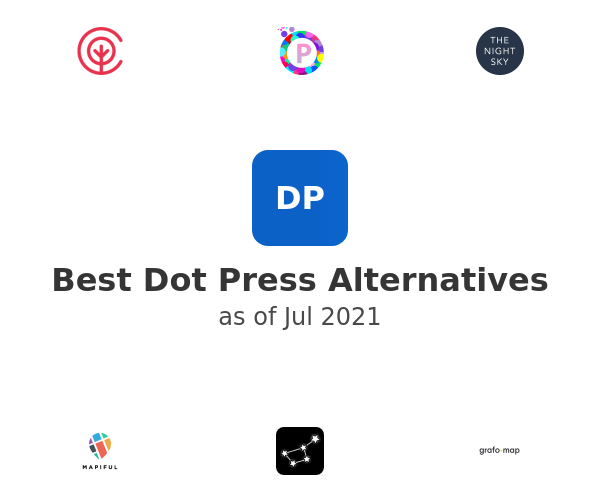 Best Dot Press Alternatives
