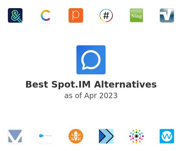 Best Spot.IM Alternatives