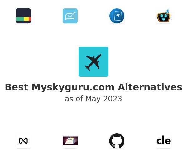 Best SkyGuru Alternatives