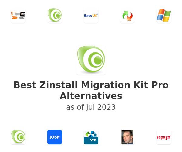 Best Zinstall Migration Kit Pro Alternatives