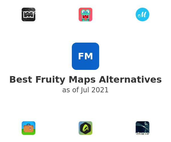 Best Fruity Maps Alternatives