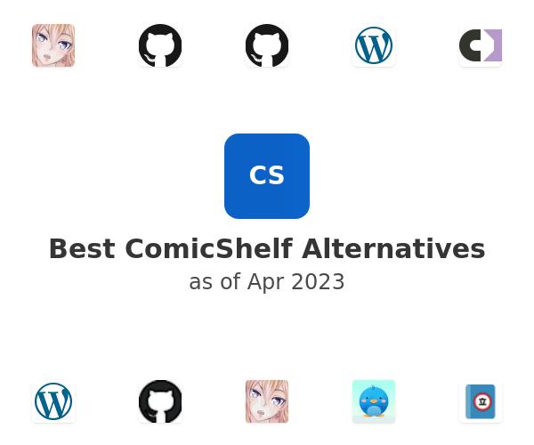 Best ComicShelf Alternatives