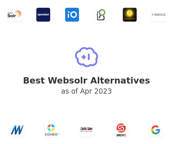 Best Websolr Alternatives