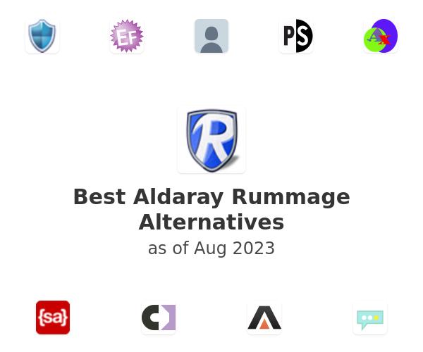 Best Aldaray Rummage Alternatives