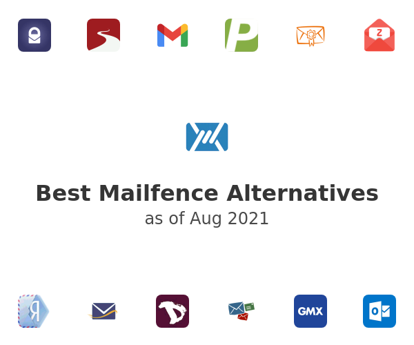Best Mailfence Alternatives