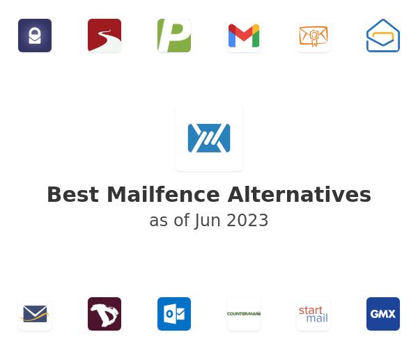 Best Mailfence Alternatives