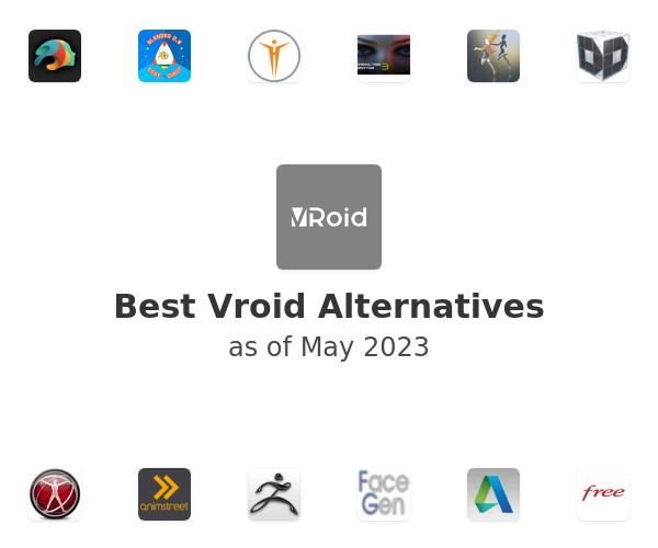 Best Vroid Alternatives