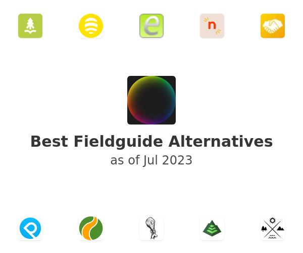 Best Fieldguide Alternatives