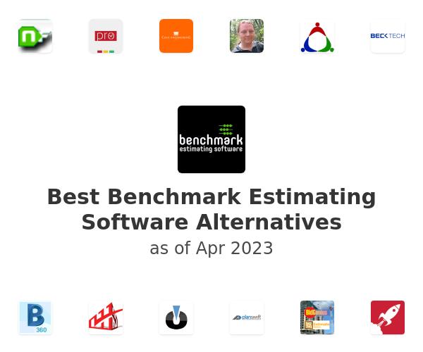 Best Benchmark Estimating Software Alternatives