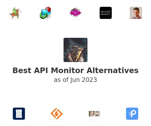 Best API Monitor Alternatives