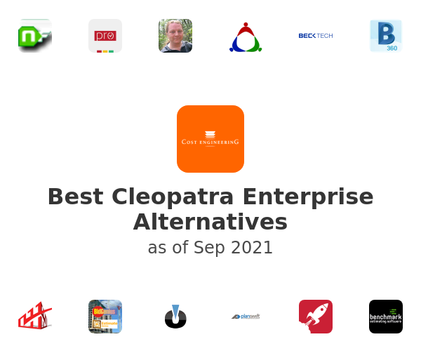 Best Cleopatra Enterprise Alternatives