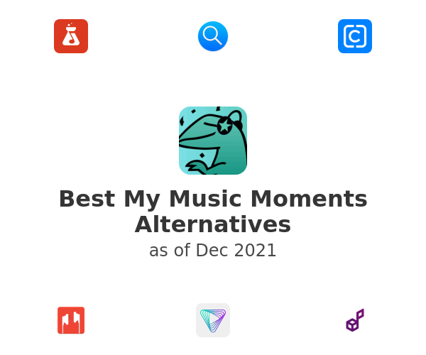 Best My Music Moments Alternatives