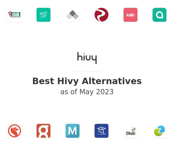 Best Hivy Alternatives