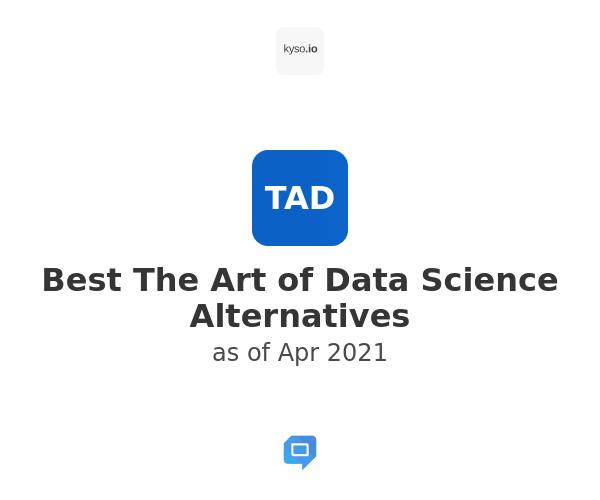 Best The Art of Data Science Alternatives