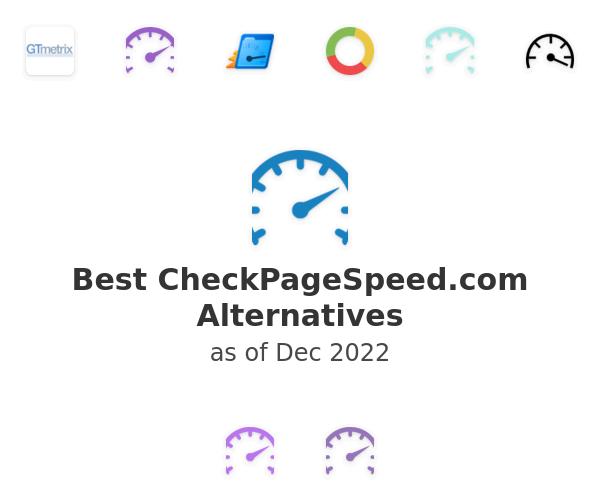 Best CheckPageSpeed.com Alternatives