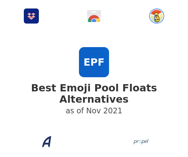 Best Emoji Pool Floats Alternatives