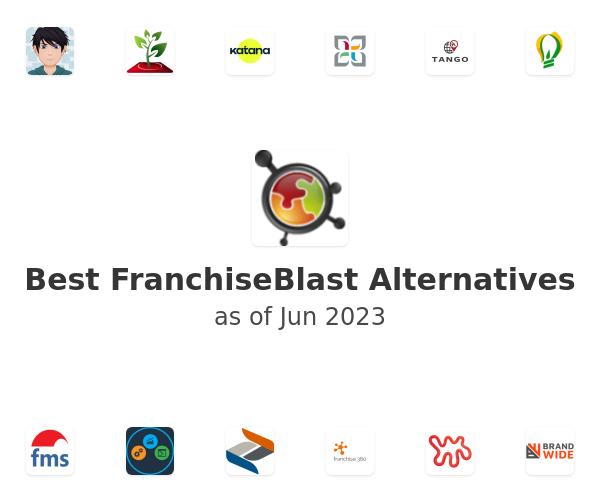 Best FranchiseBlast Alternatives