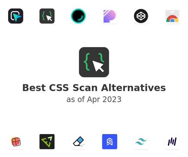 Best CSS Scan Alternatives