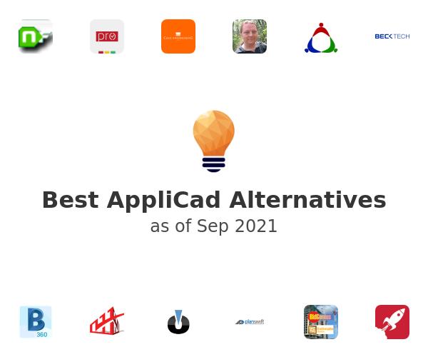 Best AppliCad Alternatives