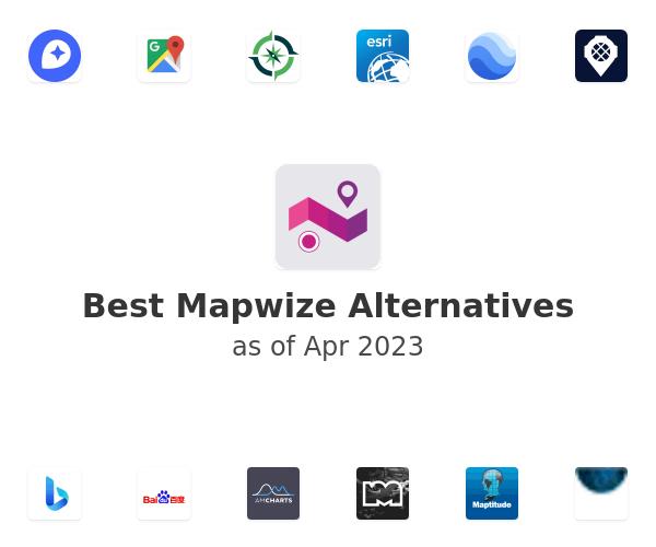 Best Mapwize Alternatives