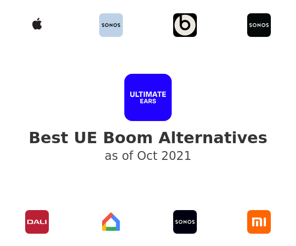 Best UE Boom Alternatives
