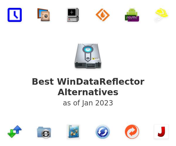 Best WinDataReflector Alternatives
