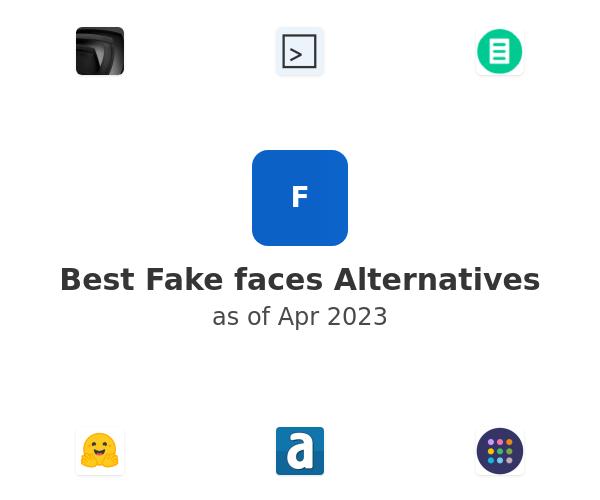 Best Fake faces Alternatives