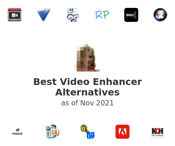 Best Video Enhancer Alternatives