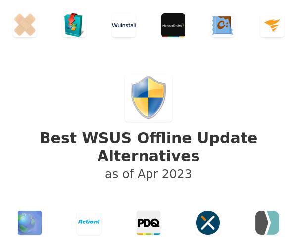 Best WSUS Offline Update Alternatives