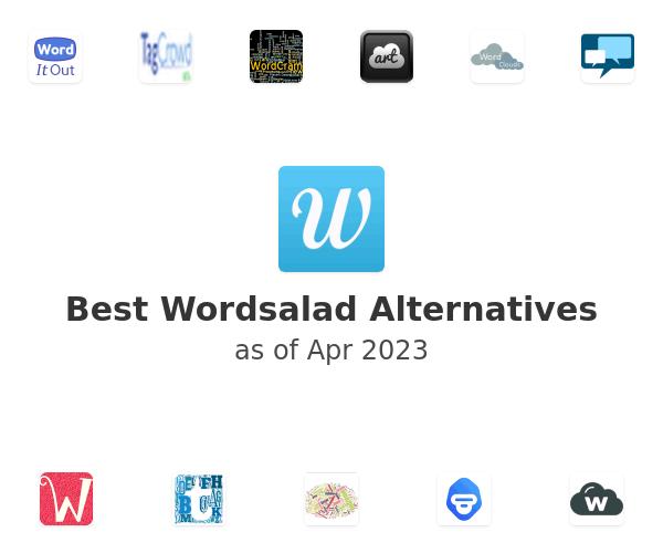 Best Wordsalad Alternatives