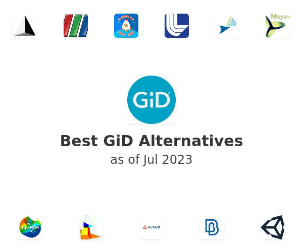 Best GiD Alternatives