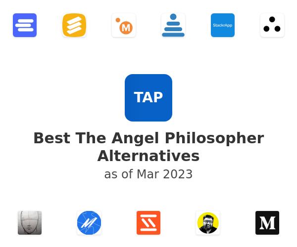 Best The Angel Philosopher Alternatives