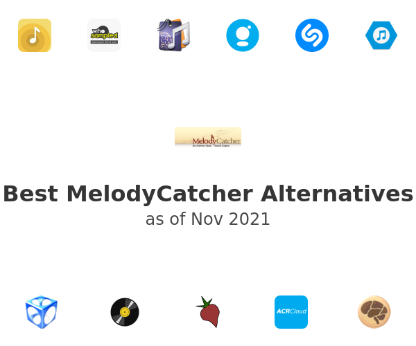 Best MelodyCatcher Alternatives