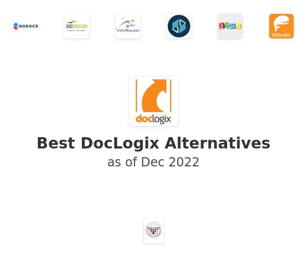 Best DocLogix Alternatives