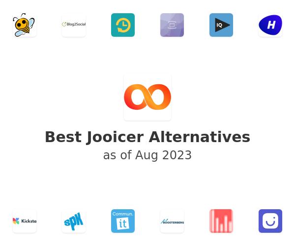 Best Jooicer Alternatives