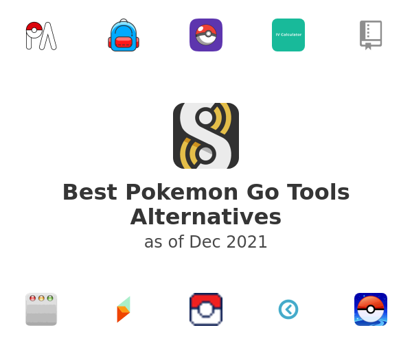 Best Pokemon Go Tools Alternatives