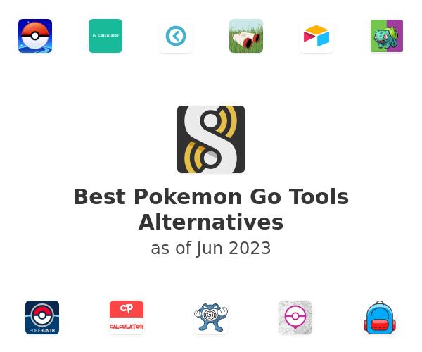 Best Pokemon Go Tools Alternatives