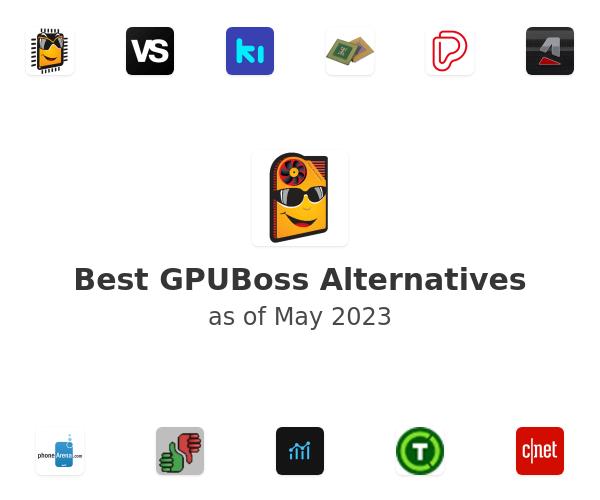 Best GPUBoss Alternatives