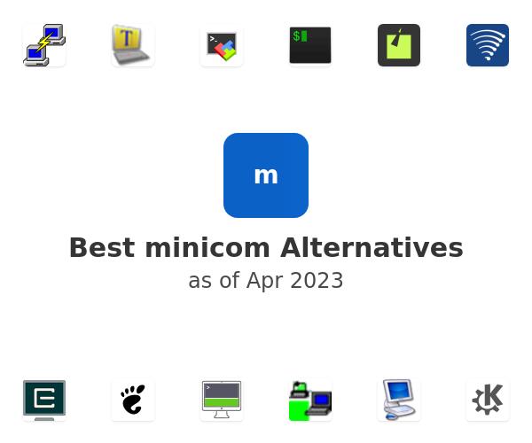 Best minicom Alternatives