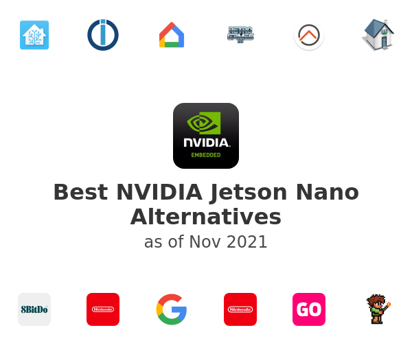 Best NVIDIA Jetson Nano Alternatives