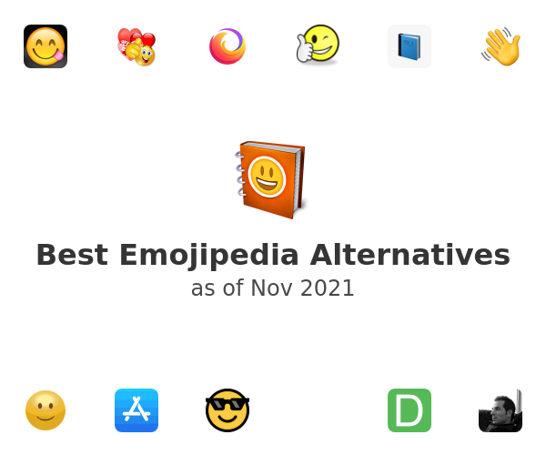 Best Emojipedia Alternatives