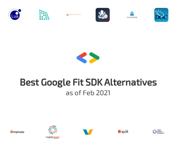Best Google Fit SDK Alternatives