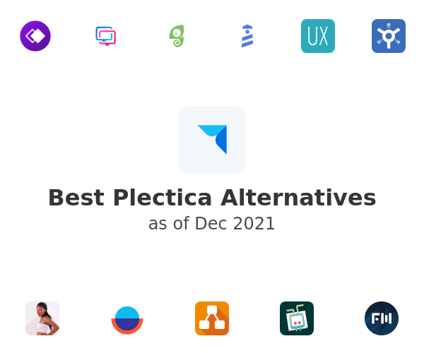 Best Plectica Alternatives