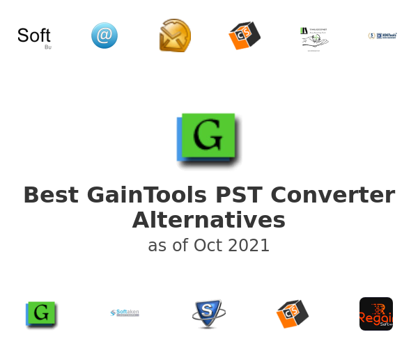 Best GainTools PST Converter Alternatives