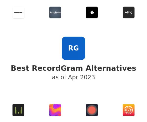 Best RecordGram Alternatives